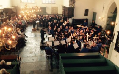 """Concert met het gemengd koor de """"Kolkklanken"""""""