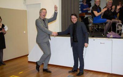 Jan Jager nieuwe dirigent van De Bazuin