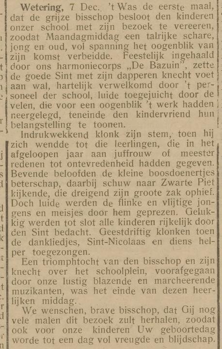 Opregte Steenwijker courant 11-12-1926