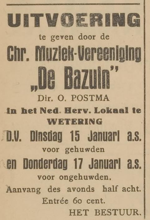 Opregte Steenwijker courant 12-01-1929