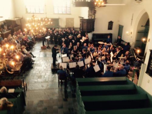 Concert met Kolkklanken Hervormde Kerk Blokzijl - 30-5-2015 - 3