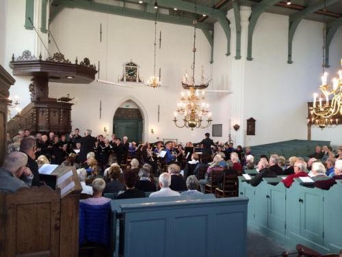 Concert met Kolkklanken Hervormde Kerk Blokzijl - 30-5-2015 - 4