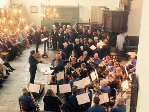 Concert met Kolkklanken Hervormde Kerk Blokzijl (30-5-2015)