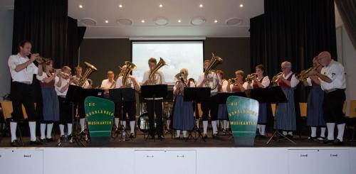 Najaarsconcert De Wielewaal Scheerwolde - 19-11-2016 - 21