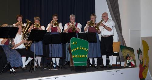 Najaarsconcert De Wielewaal Scheerwolde - 19-11-2016 - 27