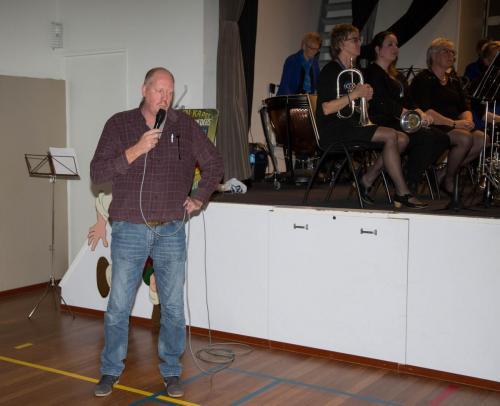 Najaarsconcert De Wielewaal Scheerwolde - 19-11-2016 - 3