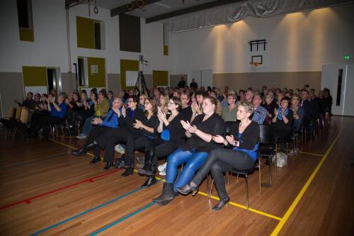 Najaarsconcert De Wielewaal Scheerwolde - 19-11-2016 - 31