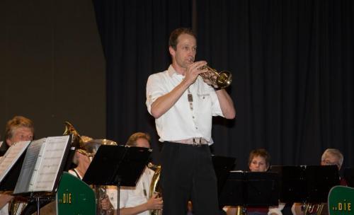 Najaarsconcert De Wielewaal Scheerwolde - 19-11-2016 - 36