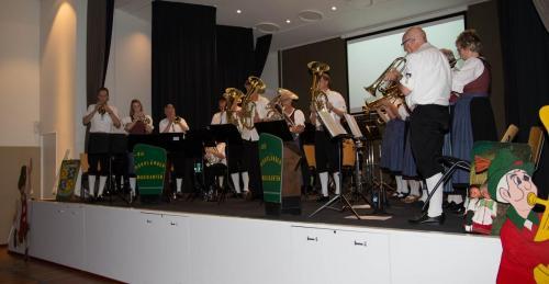 Najaarsconcert De Wielewaal Scheerwolde - 19-11-2016 - 40