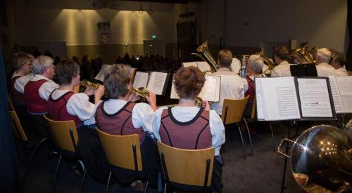 Najaarsconcert De Wielewaal Scheerwolde - 19-11-2016 - 46