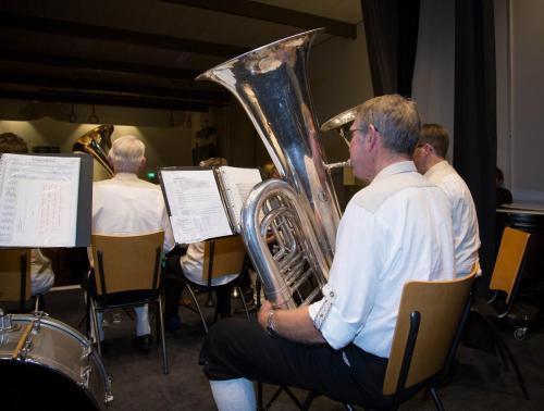 Najaarsconcert De Wielewaal Scheerwolde - 19-11-2016 - 47
