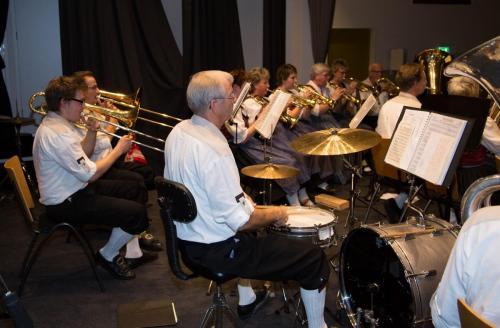 Najaarsconcert De Wielewaal Scheerwolde - 19-11-2016 - 49