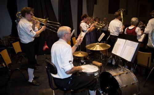 Najaarsconcert De Wielewaal Scheerwolde - 19-11-2016 - 52