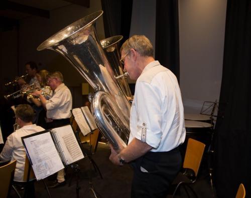 Najaarsconcert De Wielewaal Scheerwolde - 19-11-2016 - 55
