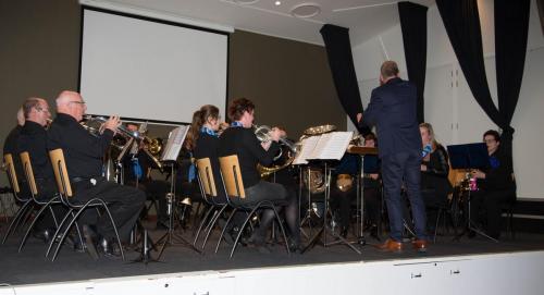 Najaarsconcert De Wielewaal Scheerwolde - 19-11-2016 - 6