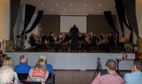 Najaarsconcert De Wielewaal Scheerwolde - 19-11-2016 - 7