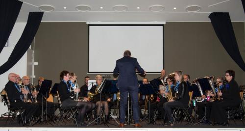 Najaarsconcert De Wielewaal Scheerwolde - 19-11-2016 - 8