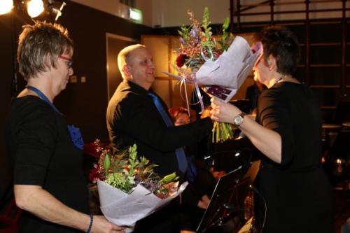 Valentijnsconcert De Ploats Blokzijl 14-02-2017 - 17