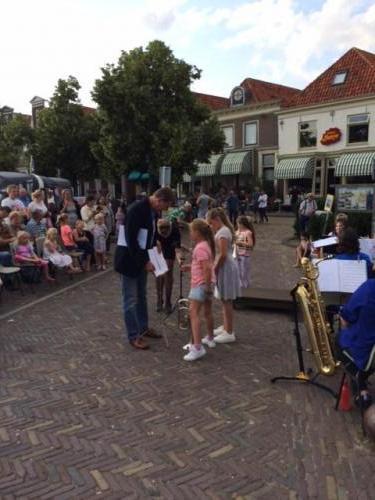 Zomeravond concert de Bazuin Wetering -  05-07-2017 - 1