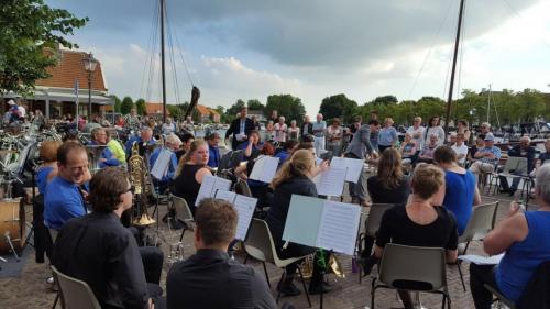 Zomeravond concert De Bazuin Wetering (05-07-2017)