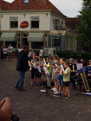 Zomeravond concert de Bazuin Wetering -  05-07-2017 - 5