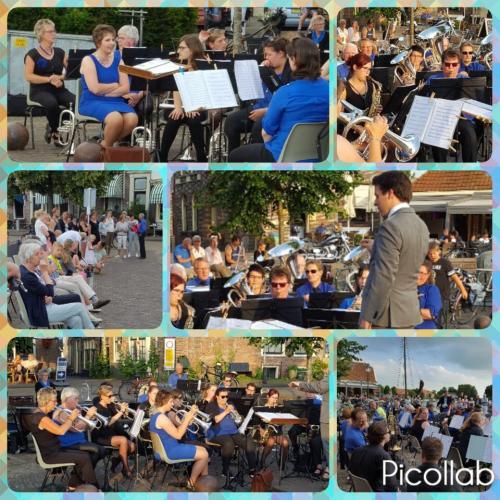 Zomeravond concert de Bazuin Wetering -  05-07-2017 - 6