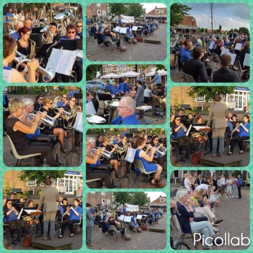 Zomeravond concert de Bazuin Wetering -  05-07-2017 - 7